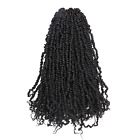 Toyotress TIANA Passion Twist Hair - 20 inch 8 packs (12strands/pack) Pre-Twiste