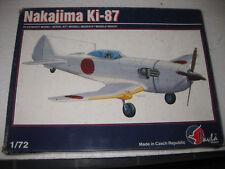 Pavla  Nakajima Ki-87 - 1:72 seltenheit