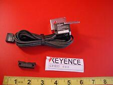 Keyence LV-S31 Sensor Laser Optic Head LV Series LVS31 New Nnb