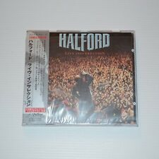 HALFORD - Live insurrection - 2001 JAPAN 2CD + 1 BONUS TRACK