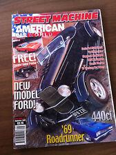 American Car World Magazine Sept 03 41 Willys Drag, 67 Mustang, 69 Roadrunner