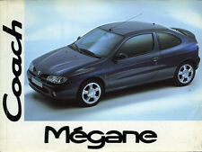 """"""" COACH  MEGANE """"  by RENAULT -  Anno 1996"""