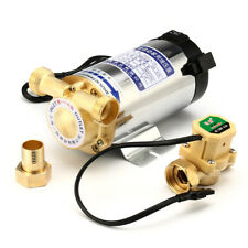 100W Water Pressure Booster Pump Shower Home Electric Automatic