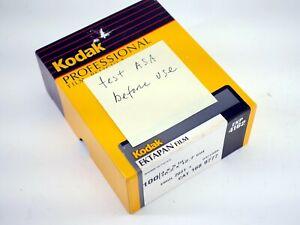 Kodak Professional EKTAPLAN 4162 Film 4x5 ISO 100 expired 1998 - LS7