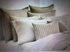 RALPH LAUREN  GRAYDON BOLD STRIPE DUNE  PILLOW