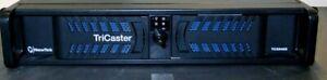 Newtek TriCaster 455 /460 Live- TV Produktionssystem HD Mixer SDI Virtual Set !