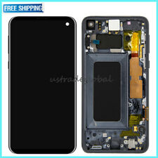 For Samsung Galaxy S10e G970U LCD Touch Screen Digitizer Frame Assembly Replace