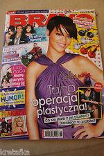 Bravo 3/2009 Rihanna,Vanessa Hudgens,Zac Efron,Megan Fox,Lady Gaga,Green Day,