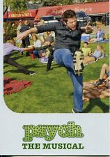 Psych Seasons 5-8 The Musical Chase Card PM1