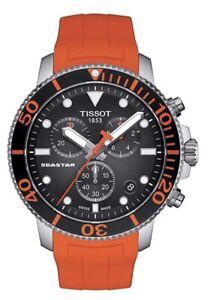TISSOT SEASTAR 1000 MEN'S WATCH  T120.417.17.051.01  T1204171705101