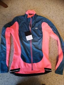 Sugoi RPM Women's pro fit Breathable Cycling /running Jacket -xs new
