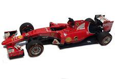 Ferrari White Metal Diecast Formula 1 Cars