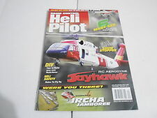 DEC/JAN 2014 RADIO CONTROL HELI PILOT helicopter model magazine