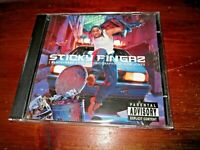 STICKY FINGAZ - BLACKTRASH THE AUTOBIOGRAPHY OF KIRK JONES CD 2001