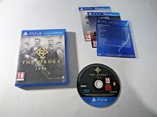 The Order 1886 Sony PS4 Mint