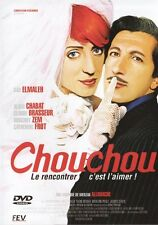 Chouchou (Gad Elmaleh, Roschdy Zem, Catherine Frot) - DVD Neuf sous blister