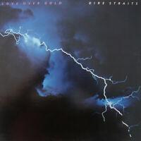 """Dire Straits – Love Over Gold Vinyl 12"""" LP + Inner 1st UK Press Vertigo 1982"""
