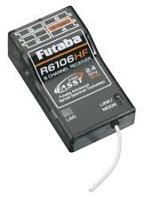 Futaba R6106HF 6-Channel 2.4GHz FASST Park Flyer Receiver