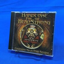 Omar Santana – Hardcore For The Headstrong - The New Testament CD 2001 [TESTED]
