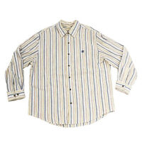 Timberland Shirt Men's Size XL Button Down Loose Fit Long Sleeve