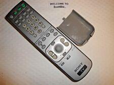 RM-Y186 For KV36HS500 KV32HS500 KV36BR250 KV36FS500 Sony WEGA Tube TV Remote
