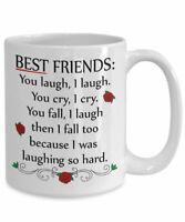 Best Friend Gifts For Women Bestie Gift Funny Gift For Friend Bff Mug Bestie Mug