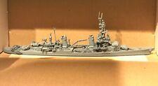 """NEPTUN 1:1250 N-1336 USS HEAVY CRUISER """"PENSACOLA"""" MODEL SHIP"""