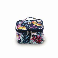 Tonic Evening Bloom Cube Travel Luggage