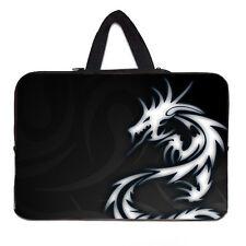 "Dragon Neoprene Zipper 10"" 10.1"" 10.2"" Tablet PC Sleeve Bag Carry Case Cover Hot"