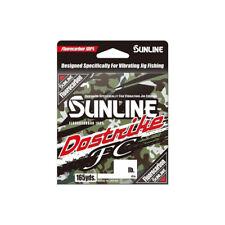 Sunline Dostrike Fc Fluorocarbon Line Designed by Brett Hite for Vibrating Jigs