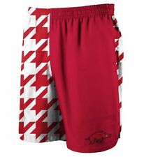 Loudmouth Arkansas Razorbacks Men's Basketball Shorts- Large