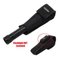 Big Head Nylon Flashlight Holster Pouch for UltraFire 600L/TrustFire T1/TR500