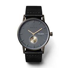 Triwa Unisex Uhr Armbanduhr FAST102-CL010113 Walter Falken Leder
