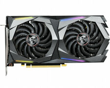 MSI NVIDIA GeForce GTX 1660 6GB GDDR5 Graphics Card