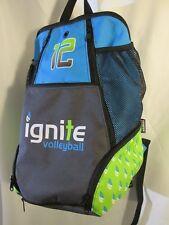Ignite Volleyball Backpack / Volleyball Bag / Ball Bag / Bucks Bags USA