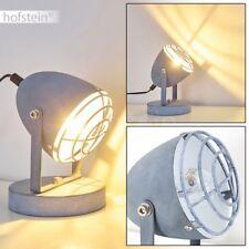 Lampe de table Retro Lampe de chambre à coucher Lampe de chevet Lampe de bureau