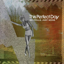 THIS PERFECT DAY No Frills Just Noise LP . synth kraftwerk joy division human le