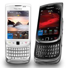 RIM BlackBerry Torch 9800 Smartphone mit QWERTZ Tastatur schwarz o. weiss NEU
