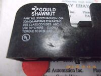 Gould Shawmut 30321RAB Fuse Block Holder 600V 30A