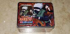 """Naruto CCG Cards Game Untouchable Tin """"B"""" Kakashi & Itachi NEW!!^"""