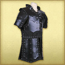 Leather Fantasy medieval Armour LARP SCA viking armour Comic Con costume gift