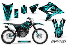 Yamaha TTR 230 Dirt Bike Graphic Sticker Kit Decal MX Wrap 2005-2017 NIGHTWOLF M