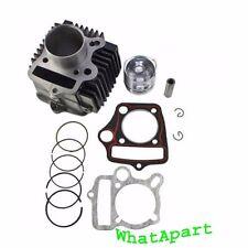 100cc Cylinder Kit (49mm) -Fits Horiozntal Engines ATV, Dirt bike, Pit Bike SUNL