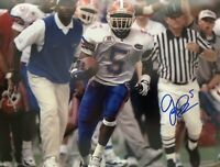Jacquez Green 1996 Florida Gators National Champions Autographed 8x10 Photo COA
