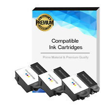6 x Ink Cartridges For Advent ABK10 ACLR10 A10 AW10 AWP10