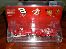 Dale Earnhardt Jr Budweiser 1:64 Action 2004 Crew Cab + trailer and car!!!