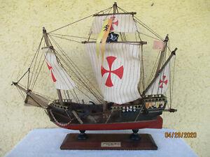 Santa Maria- Modellbau-Segelschiff- Columbus