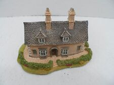 "Lilliput Lane Bow Cottage The English Collection 1992 - 5.5"" X 4.25"" 4.5"" Tall"