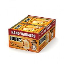 80 HeatMax Hot Hands 2 Handwarmer, 40 Pairs, Like Hot Hands Great Outdoor, New