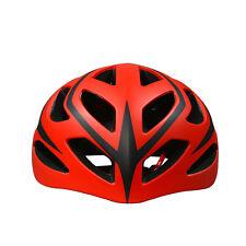RockBros Cycling Helmet Road Bike TT Triathlon Cyclocross Helmet M/L Red Black